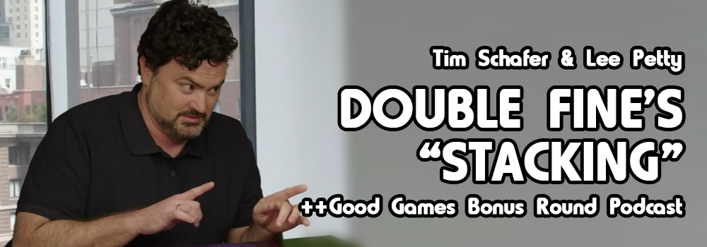 Double Fine Interview