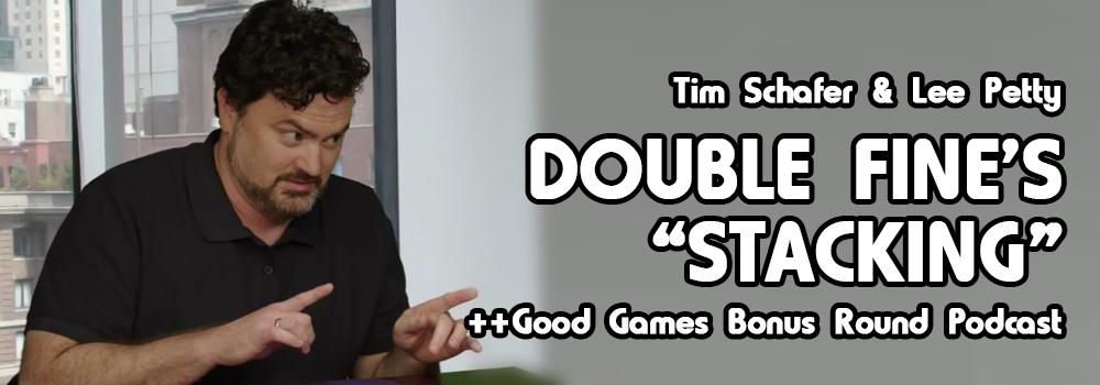 Double Fine Interview