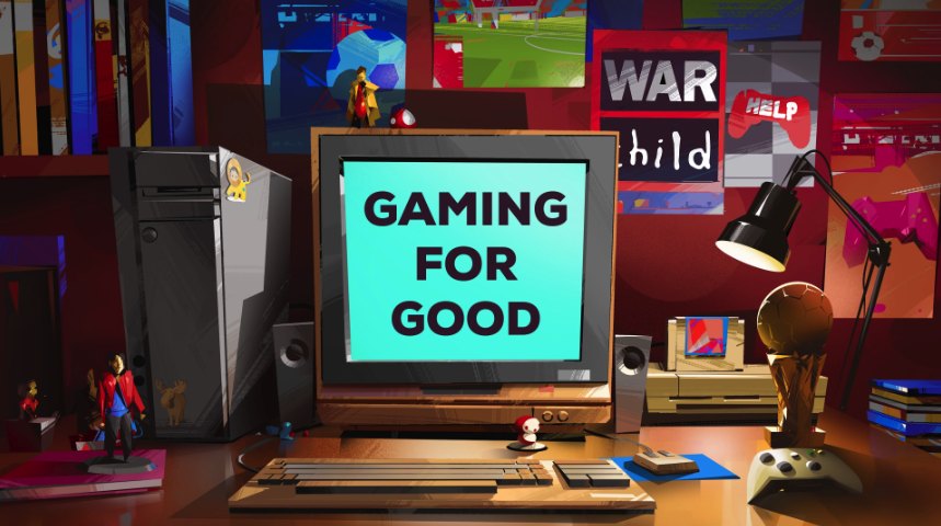 Gaming for Good: Documentary-Style Podcast
